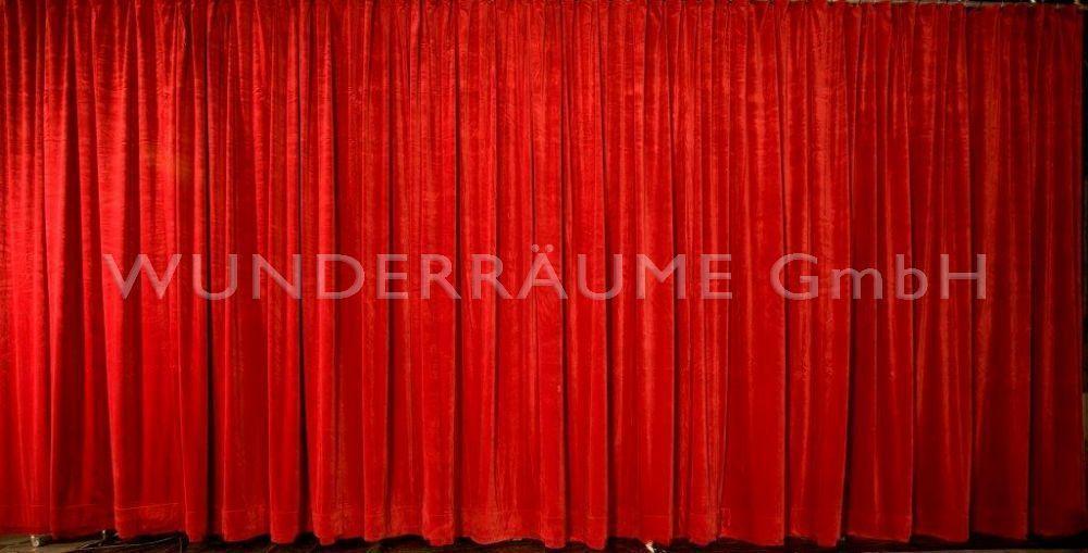 Kulissen mieten & vermieten - Theatervorhang in Lichtenstein/Sachsen