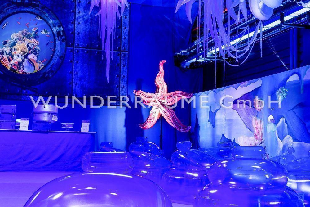 Dekofiguren mieten & vermieten - Seestern - WUNDERRÄUME GmbH vermietet: Dekoration/Kulisse für Event, Messe, Veranstaltung, Incentive, Mitarbeiterfest, Firmenjubiläum in Lichtenstein/Sachsen