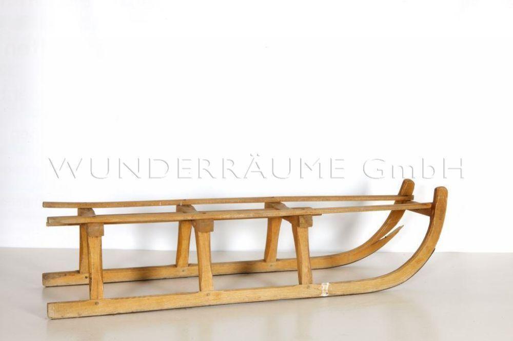 Saisonale Dekoration mieten & vermieten - Rodelschlitten-Set (9-teilig) - WUNDERRÄUME GmbH vermietet: Dekoration/Kulisse für Event, Messe, Veranstaltung, Incentive, Mitarbeiterfest, Firmenjubiläum in Lichtenstein/Sachsen