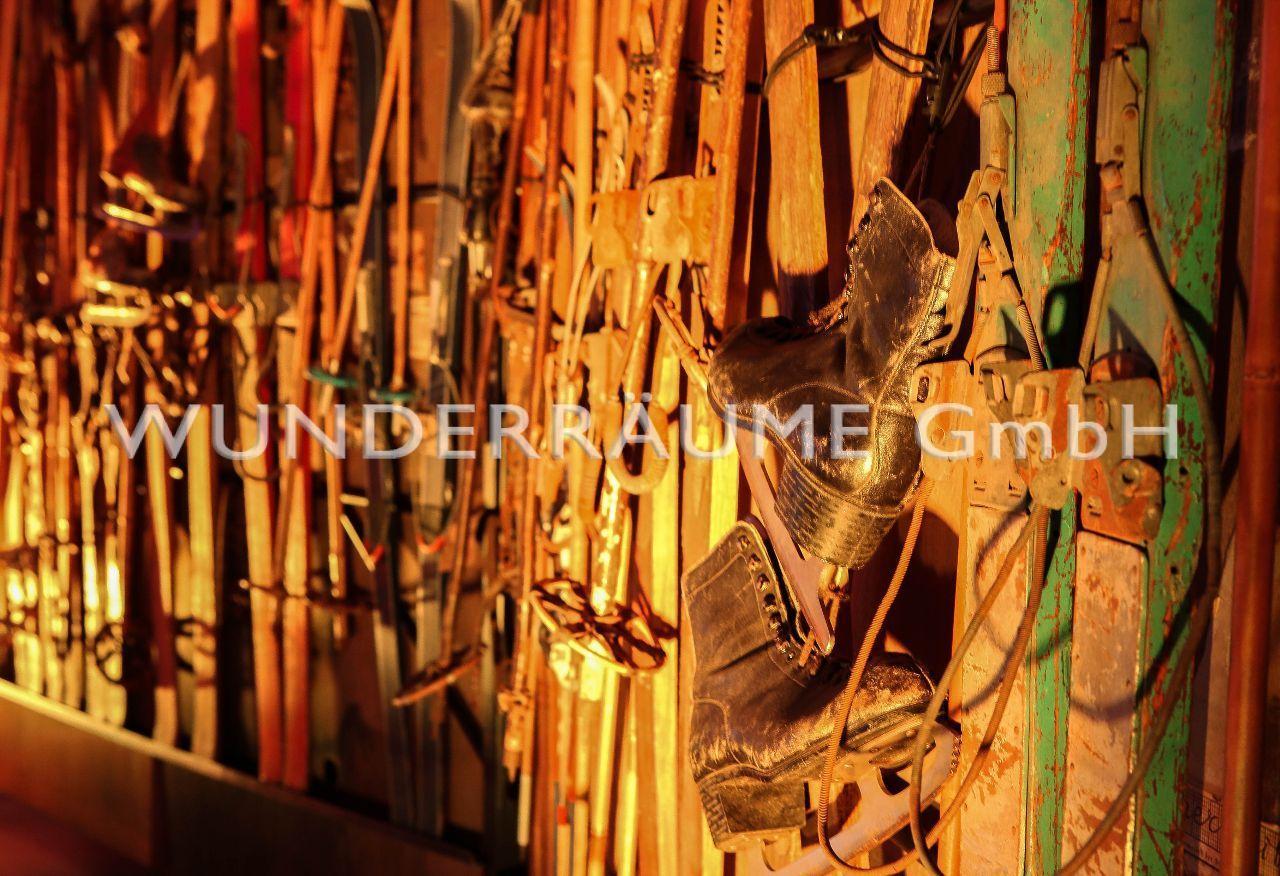"""Kulissen mieten & vermieten - Raumteiler """"Skiwand"""" - WUNDERRÄUME GmbH vermietet: Dekoration/Kulisse für Event, Messe, Veranstaltung, Incentive, Mitarbeiterfest, Firmenjubiläum in Lichtenstein/Sachsen"""