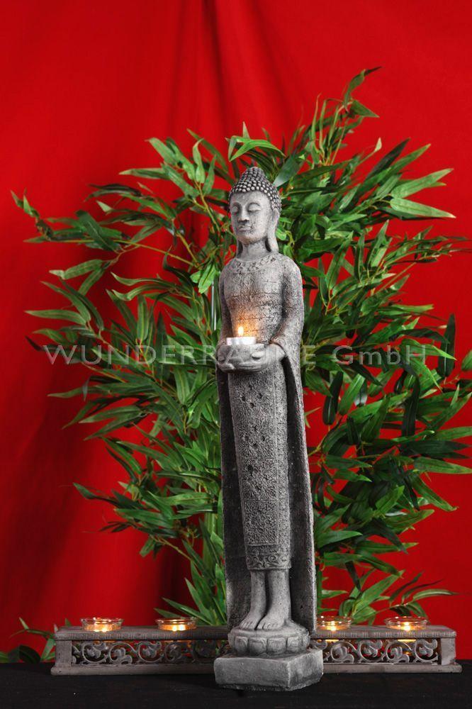 Dekofiguren mieten & vermieten - Buddha Statue - WUNDERRÄUME GmbH vermietet: Dekoration/Kulisse für Event, Messe, Veranstaltung, Incentive, Mitarbeiterfest, Firmenjubiläum in Lichtenstein/Sachsen