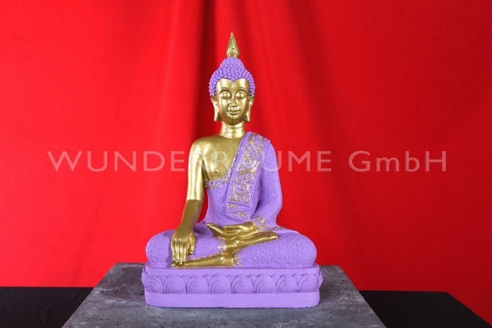 Dekofiguren mieten & vermieten - Buddha Statue, sitzend in Lichtenstein/Sachsen