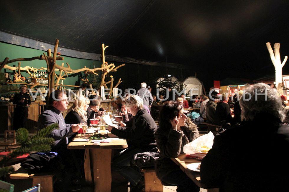 Kulissen mieten & vermieten - Restaurant Waldflair - WUNDERRÄUME GmbH vermietet: Dekoration/Kulisse für Event, Messe, Veranstaltung, Incentive, Mitarbeiterfest, Firmenjubiläum in Lichtenstein/Sachsen
