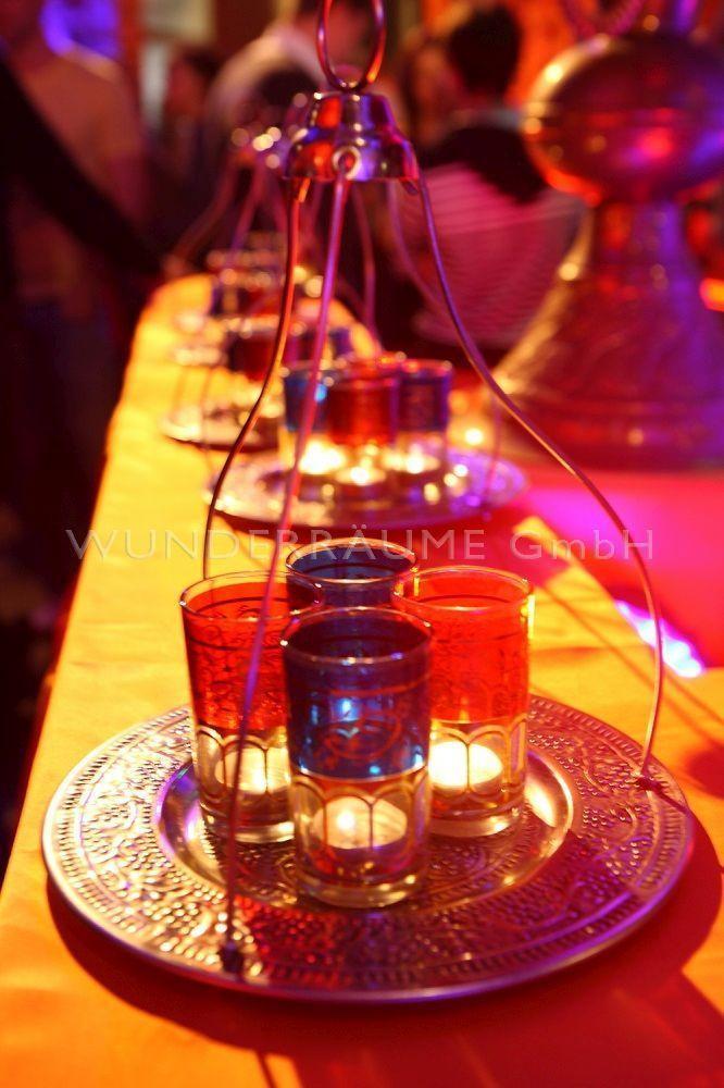 Tischdekoration mieten & vermieten - Windlicht Orient - WUNDERRÄUME GmbH vermietet: Dekoration/Kulisse für Event, Messe, Veranstaltung, Incentive, Mitarbeiterfest, Firmenjubiläum in Lichtenstein/Sachsen
