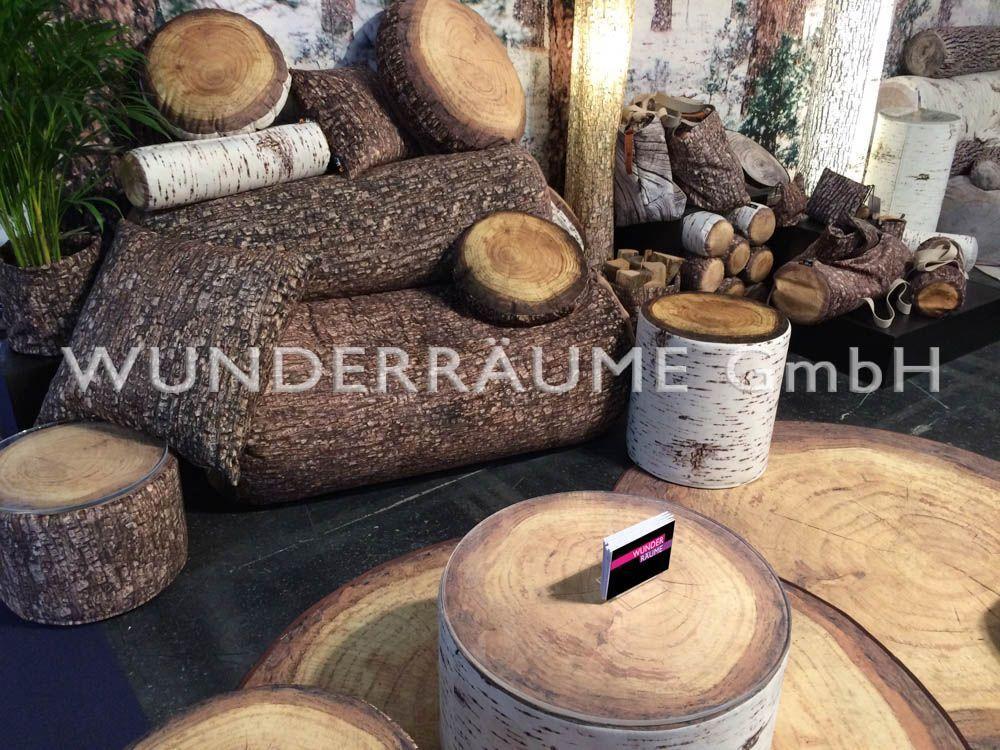 """Tischdekoration mieten & vermieten - Lounge-Set """"Eiche"""" in Lichtenstein/Sachsen"""