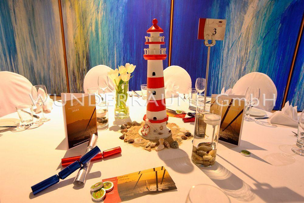 Maritime Deko & Schiffsmodelle mieten & vermieten - maritime Tischdekoration 2 - WUNDERRÄUME GmbH vermietet: Dekoration/Kulisse für Event, Messe, Veranstaltung, Incentive, Mitarbeiterfest, Firmenjubiläum in Lichtenstein/Sachsen