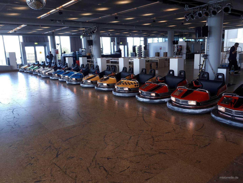 Karussell mieten & vermieten - Autoscooter Convoy II Batterie Autoskooter in Lehrte