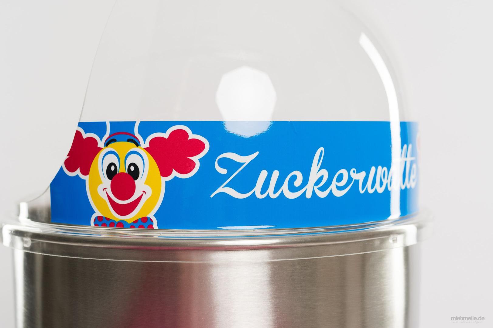 Zuckerwattemaschine mieten & vermieten - Zuckerwattemaschine  Mieten  in Appenweier