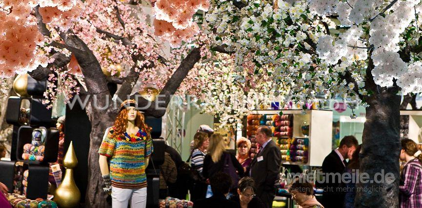 Kulissen mieten & vermieten - Kirschblüten-Baum XL, rosa - WUNDERRÄUME GmbH vermietet: Dekoration/Kulisse für Event, Messe, Veranstaltung, Incentive, Mitarbeiterfest, Firmenjubiläum in Lichtenstein/Sachsen