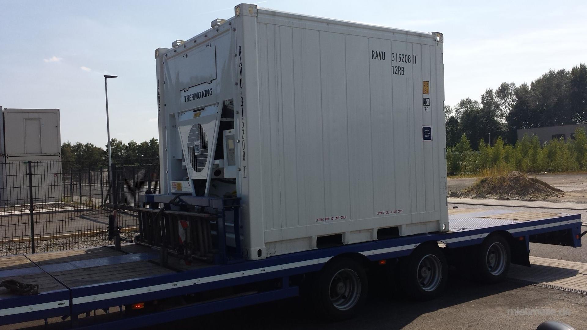 Material- & Lagercontainer mieten & vermieten - Kühlcontainer 10' in Oberhausen