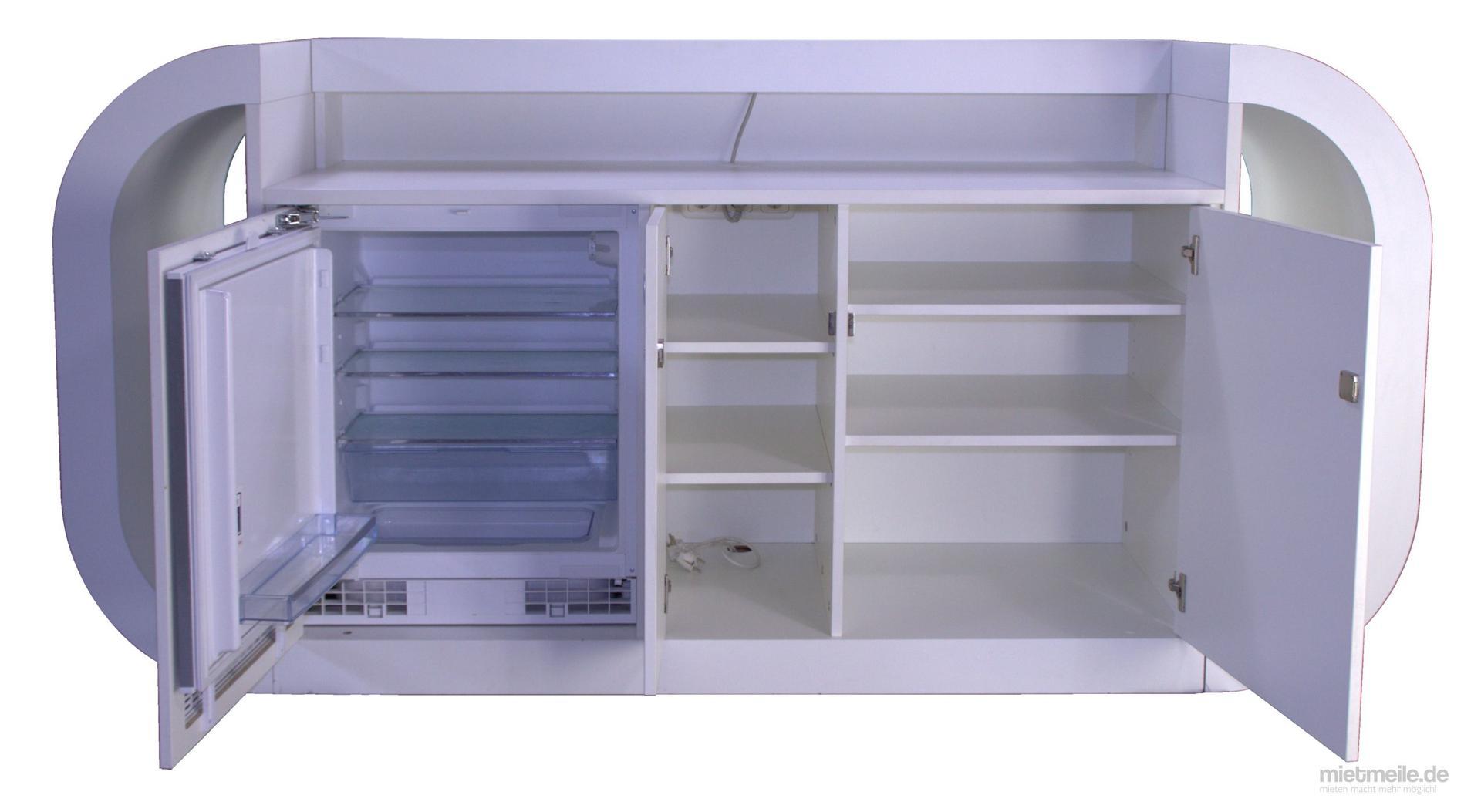 Kühlschrank Beleuchtung : Theke mit led beleuchtung in verschiedenen farben mit kühlschrank