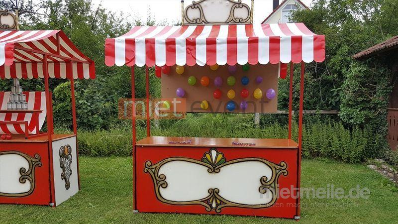 weitere Eventmodule mieten & vermieten - Ballon Spicker Stand mieten  in München