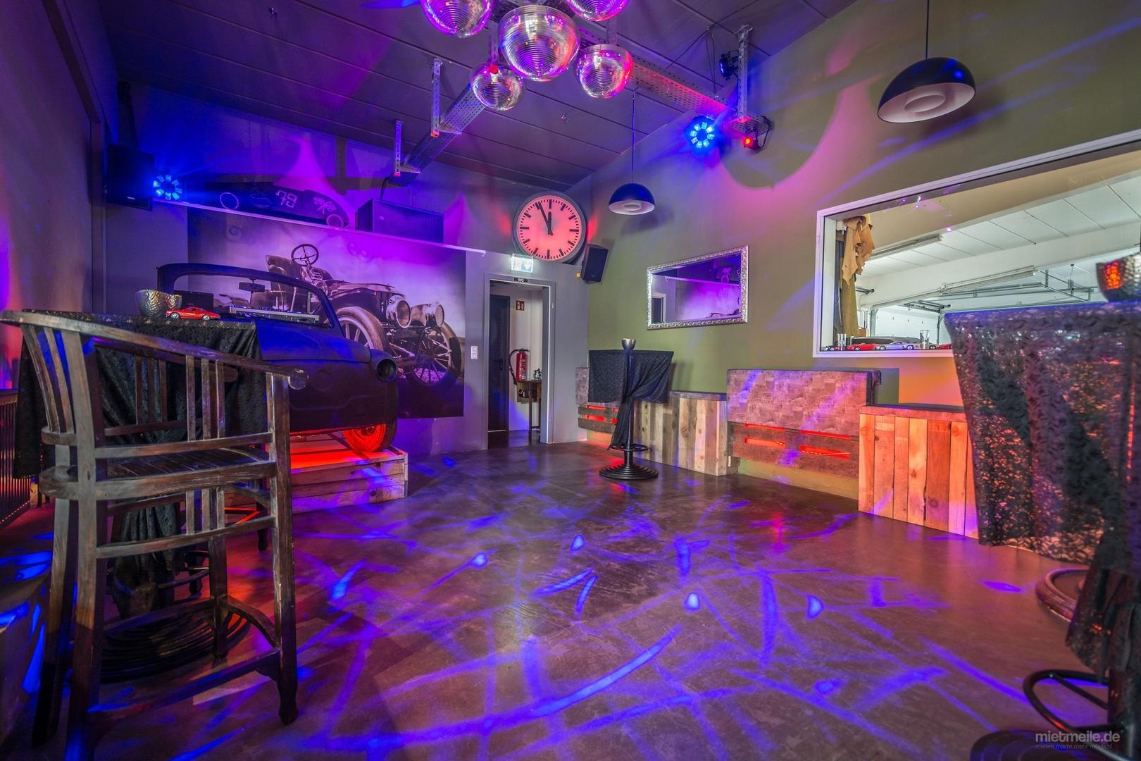 Partyräume mieten & vermieten - Paunovic Eventlocation - Partyraum für Ihr Event in Essen