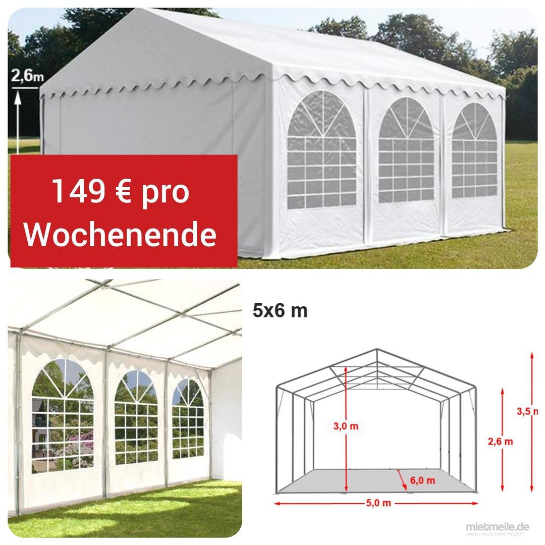 Partyzelte mieten & vermieten - Festzelt Eventzelt Partyzelt ab 99,-- € pro Wochenende ! Zeltverleih, Zelte mieten Deutschlandweit in Köln