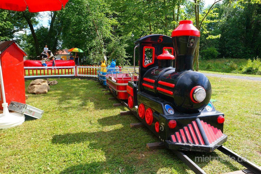 Eisenbahn mieten & vermieten - Kindereisenbahn günstig mieten für Stadtfeste und Veranstaltungen in Berlin