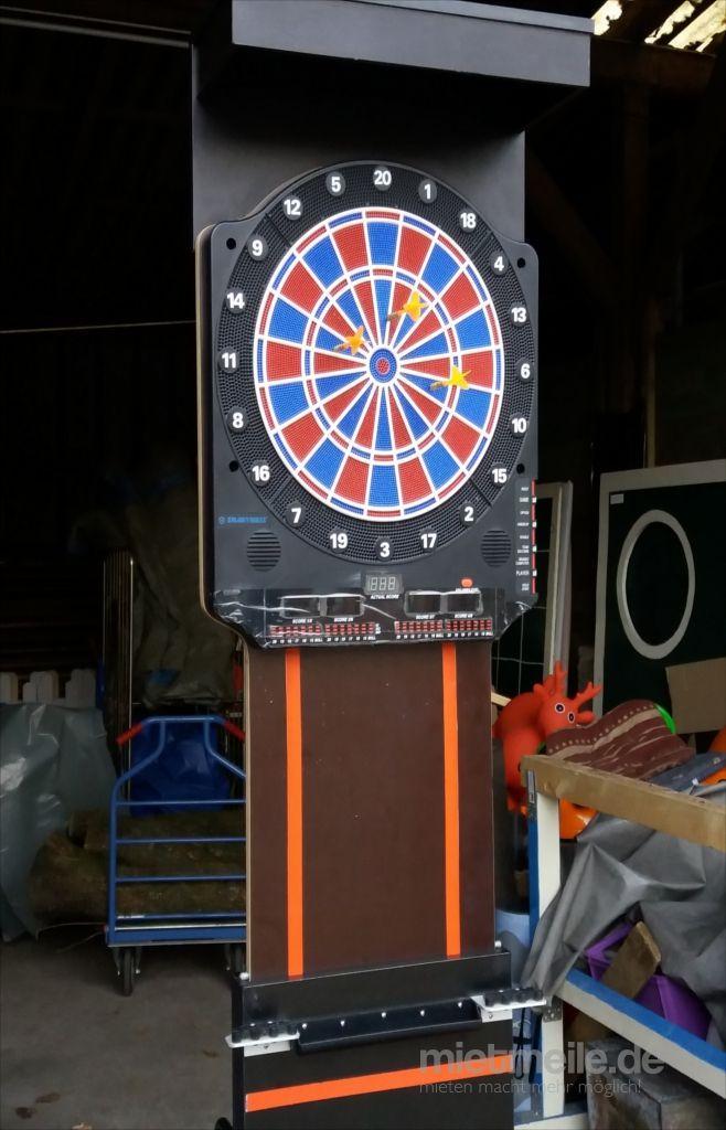 Dart mieten & vermieten - Dart-Automat mit Beleuchtung in Hamburg