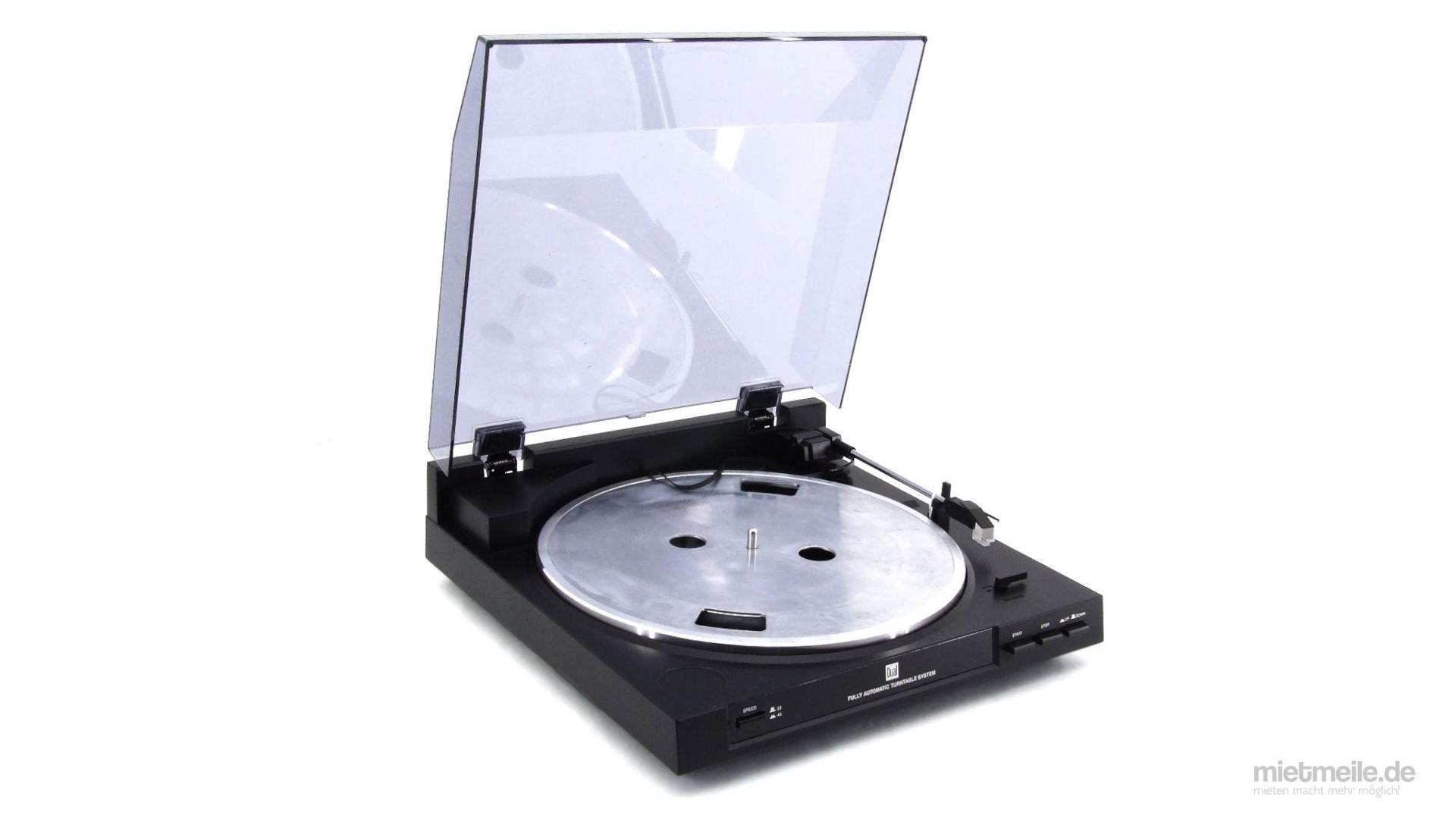 Tontechnik mieten & vermieten - Schallplatten Digitalisierer Plattenspieler USB in Schkeuditz