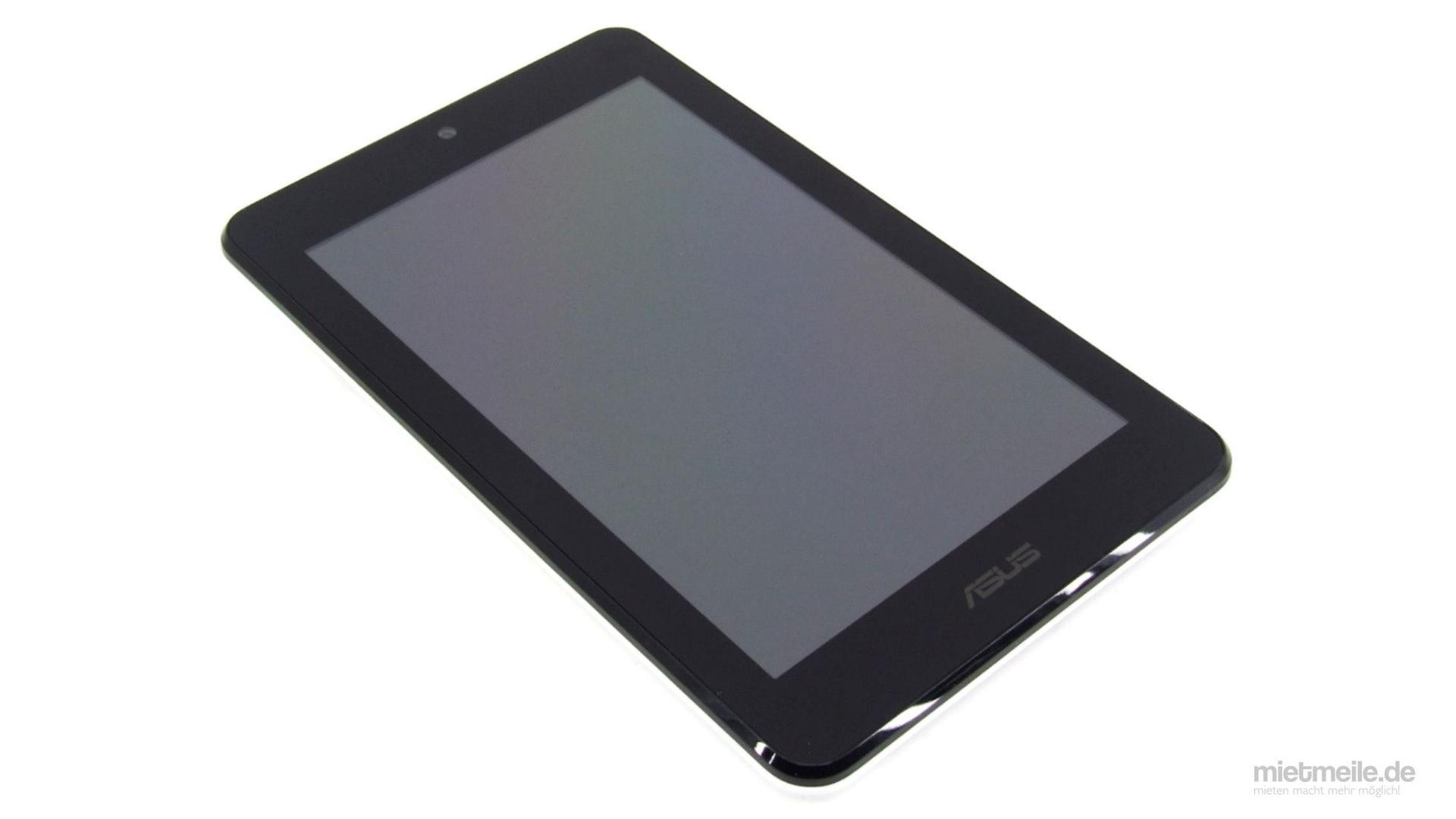 Tablet mieten & vermieten - 7'' Zoll Mini Tablet PC Asus Memo Pad 7 in Schkeuditz