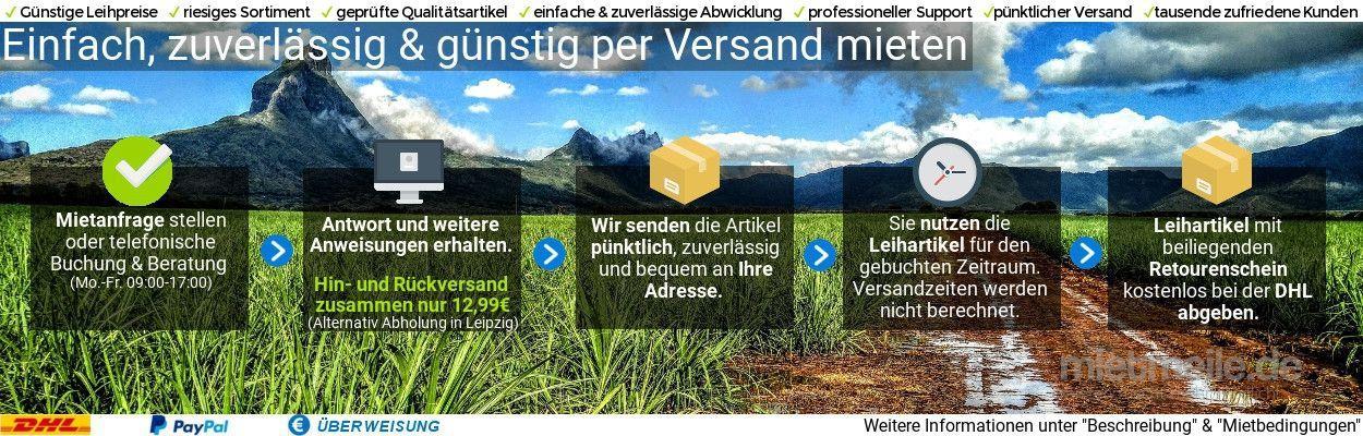 Stromversorgung mieten & vermieten - Starkstrom-Kabel Verlängerungskabel 50m 21A in Schkeuditz