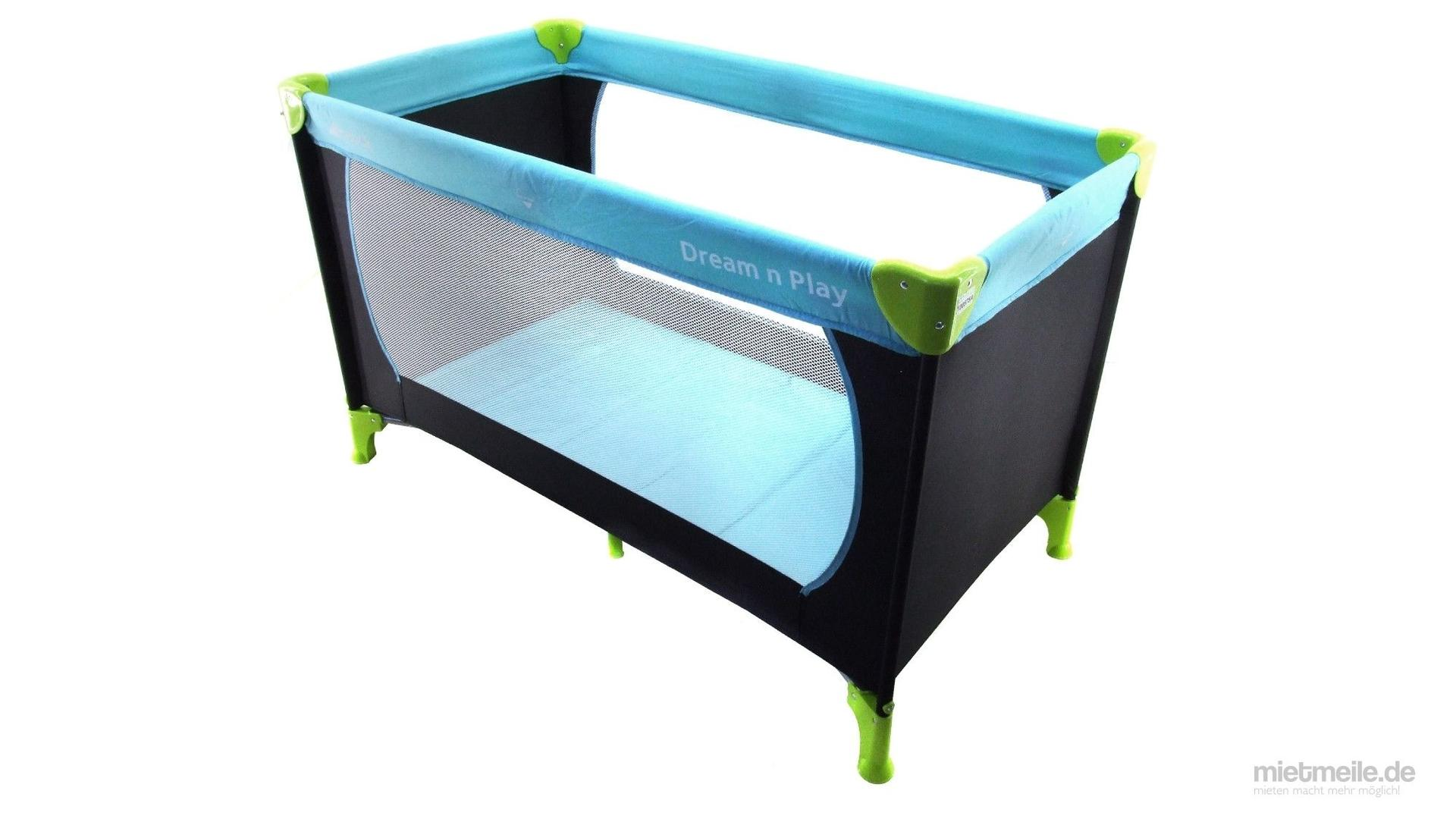 Kindermöbel mieten & vermieten - Reisebett Baby-Bett Kinder-Bett Faltbett in Schkeuditz