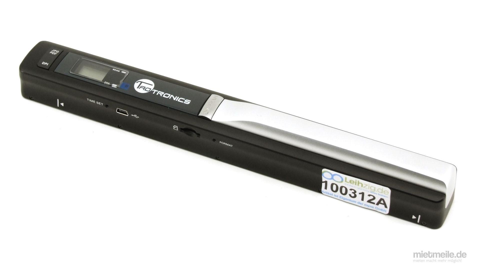 Scanner mieten & vermieten - Handscanner Dokumentenscanner Archiv-Scanner A4 in Schkeuditz
