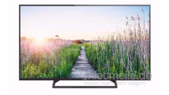 LCD Monitore mieten & vermieten - LED-TV 42'' Zoll Display Anzeige Messe Panasonic in Schkeuditz