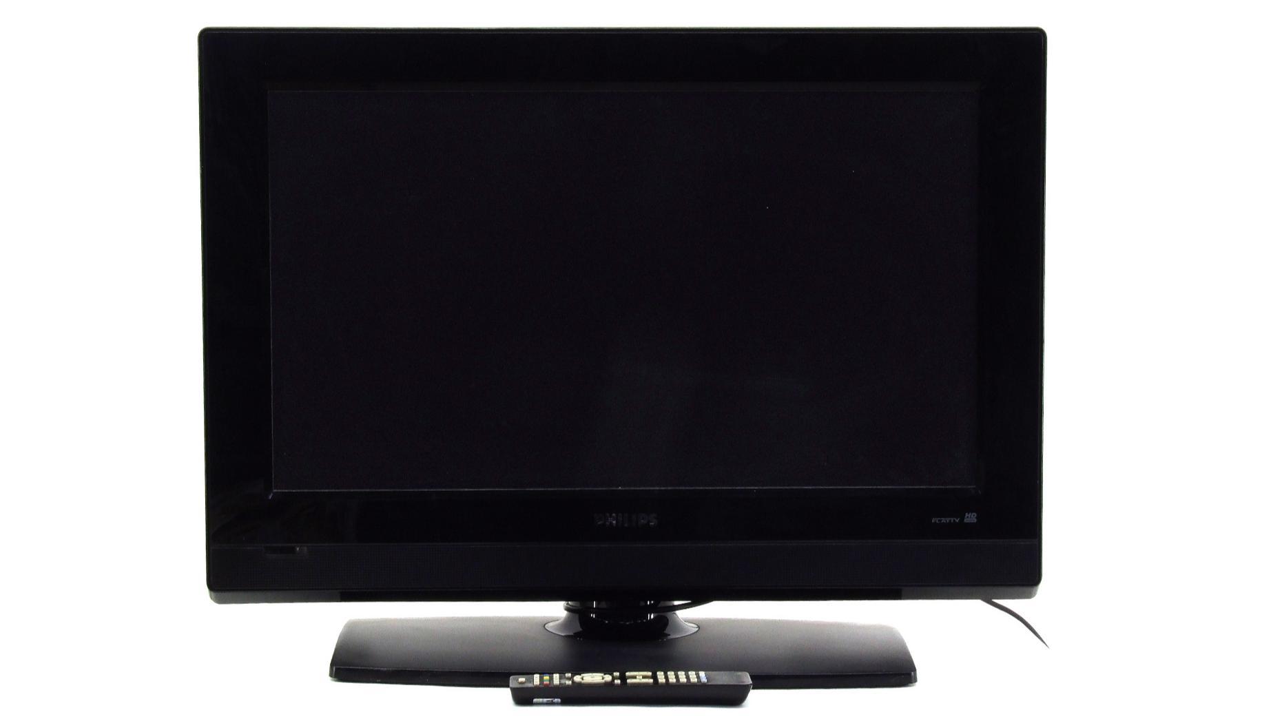 LCD Monitore mieten & vermieten - Flachbild-Fernseher Philips TV-Bildschirm 26'' in Schkeuditz