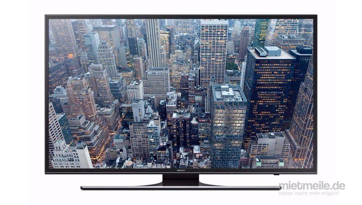 LCD Monitore mieten & vermieten - TV-Bildschirm 55'' Zoll 4K Samsung Messe Display in Schkeuditz