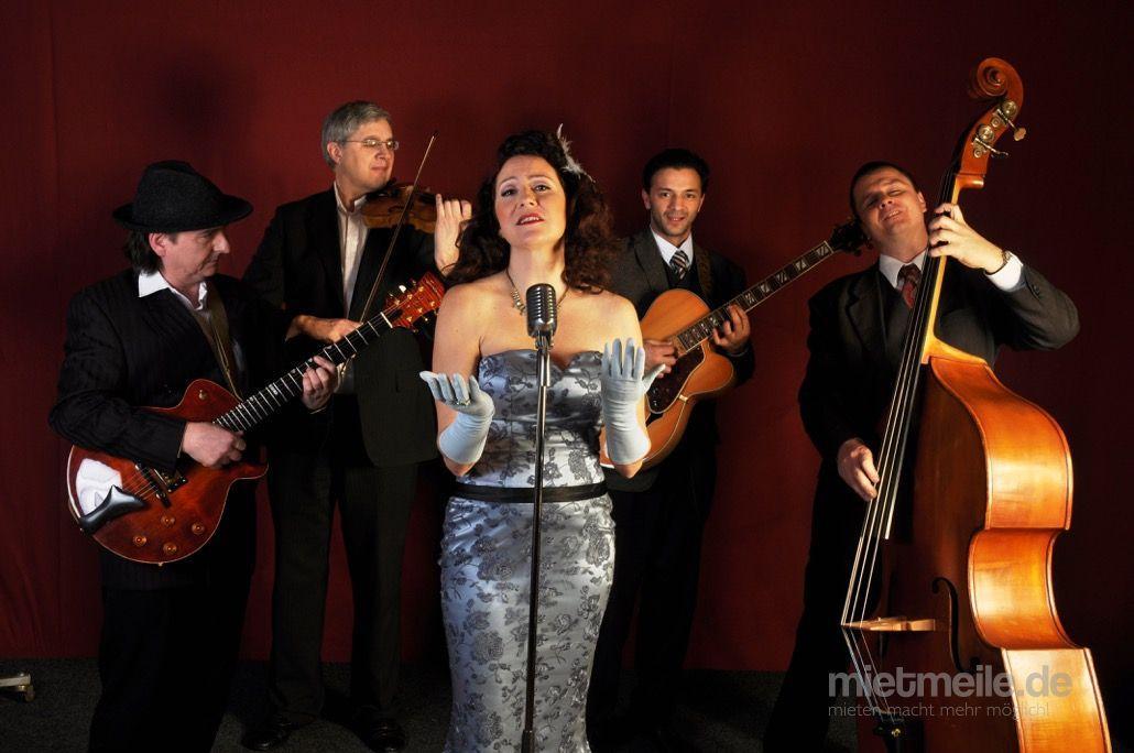 Bands mieten & vermieten - Exklusive Jazzband buchen  in Berlin
