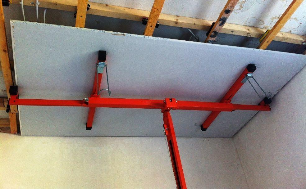 Gerüst mieten & vermieten - Plattenheber Montagehilfe Rigipsplattenheber Deckenmontage in Elsdorf (Rheinland)