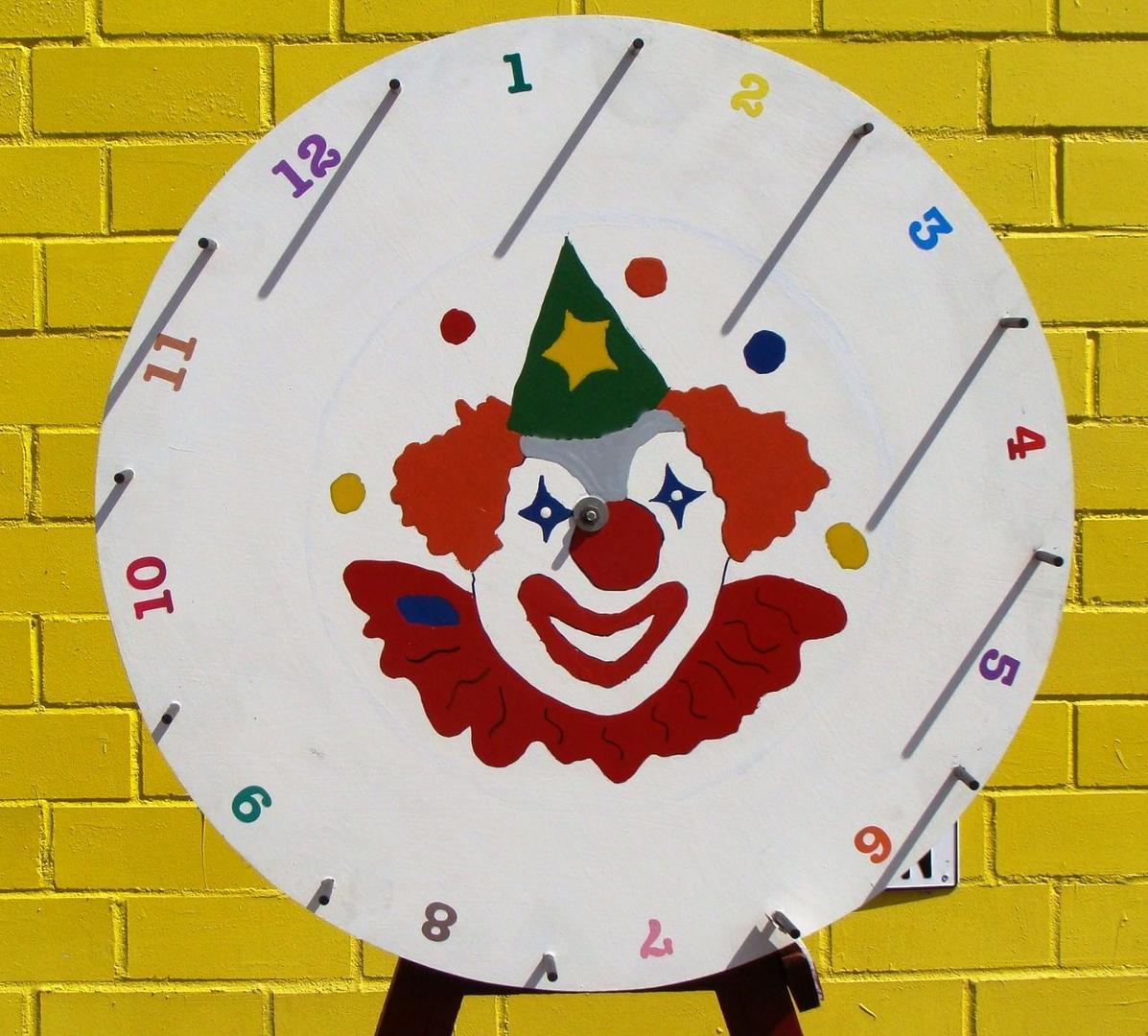 Glücksrad mieten & vermieten - Glücksrad - Gewinnspiel für lebenslustige Kids in Elsdorf (Rheinland)