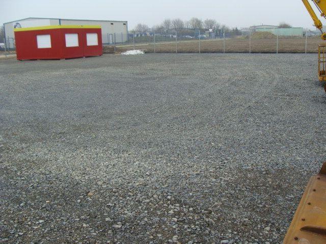 Büro-Container mieten & vermieten - 1200 m² eingezäuntes + befestigtes Gewerbegrundstück - teilbar ab 250 m² zu mieten - Bürocontainer 36 qm zubuchbar in Elsdorf (Rheinland)
