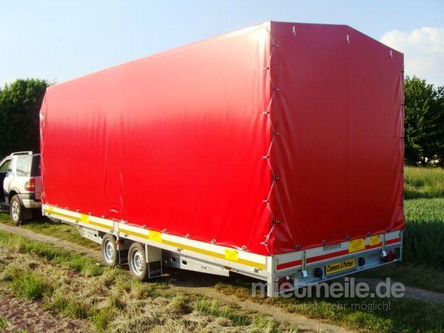 Planenanhänger mieten & vermieten - Roter Stier Car geschlossener PKW Transporter 2700 kg gebremst / 100km/h Autotransporter in Elsdorf (Rheinland)