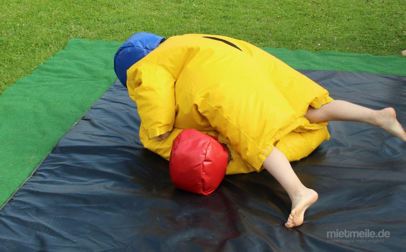 Sumo-Ringen mieten & vermieten - Sumo Ringen für Kinder / Kinderfest / Sportfest in Butzbach