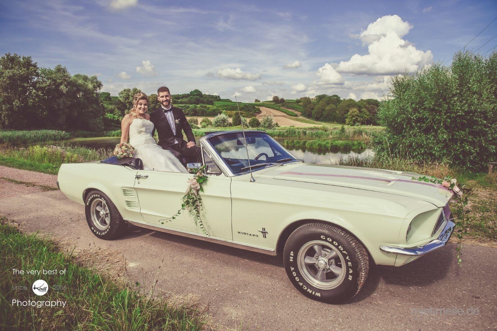 Oldtimer mieten & vermieten - Mustang Cabrio Bj. 1967, Hochzeitsauto, Chauffeur/-in, Oldtimer in Freiburg im Breisgau