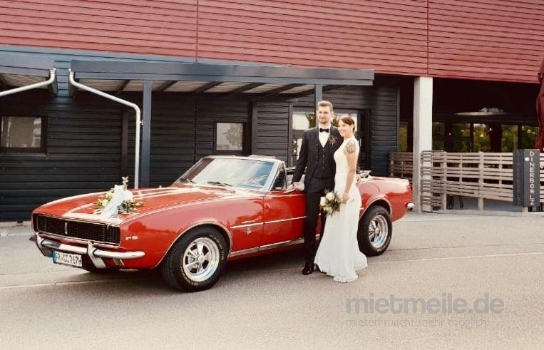 Oldtimer mieten & vermieten - Camaro Cabrio Bj. 67, Hochzeitsauto, Chauffeur/-in, Oldtimer in Freiburg im Breisgau