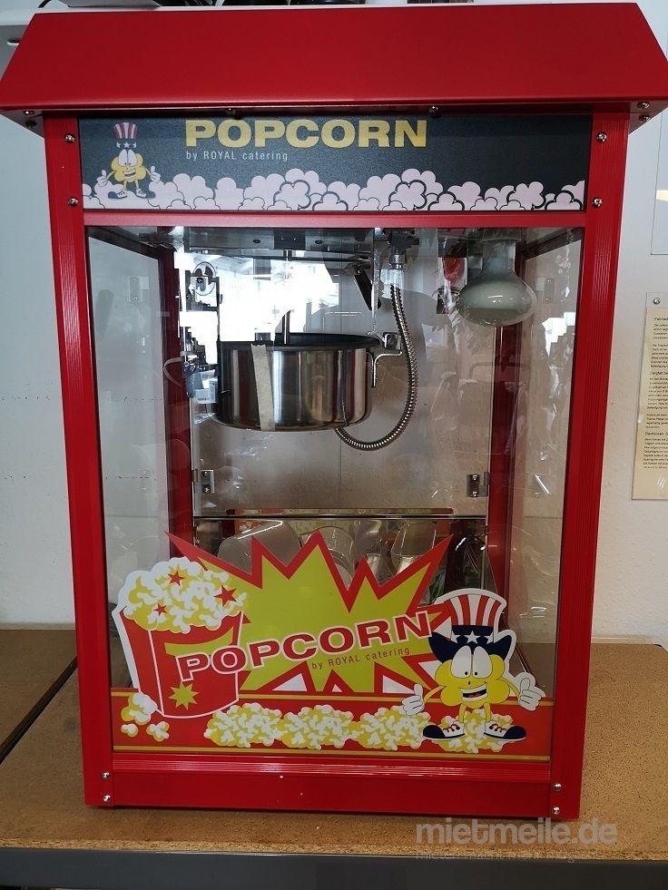 Popcornmaschine mieten & vermieten - Professionelle Popcornmaschine in Hamburg Lokstedt