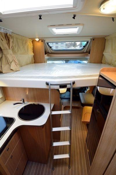 Wohnmobile mieten & vermieten - NEUER Sunlight T68 mit Hubbett Modell 2018 in Hagen