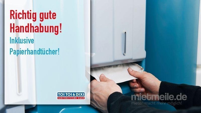 Toilettenkabine mieten & vermieten - Miettoilette, mobile Toilette, Veranstaltung WC, Event Toilette, Toilettenkabine, Toilettenwagen, DIXI-Klo, das Original, Hygiene, zertifizierte Entsorgung, Endreinigung in Heiligenhaus