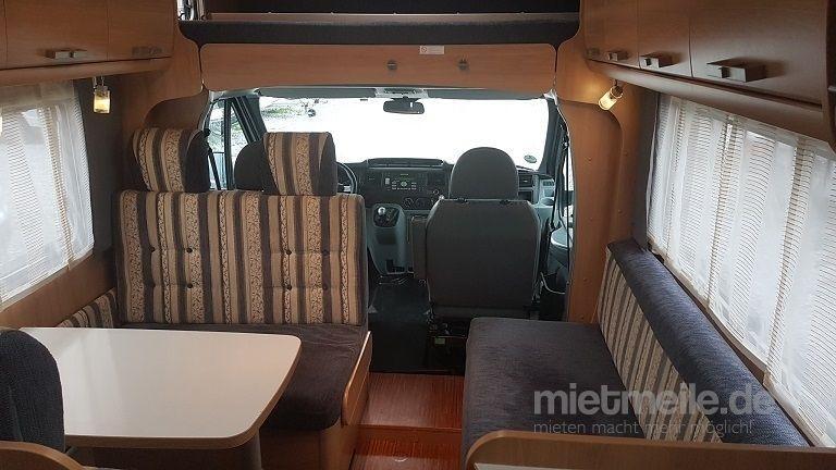Wohnmobile mieten & vermieten - Wohnmobil Alkoven zu vermieten / kilometerfrei ab 63 Euro  in Mülheim an der Ruhr