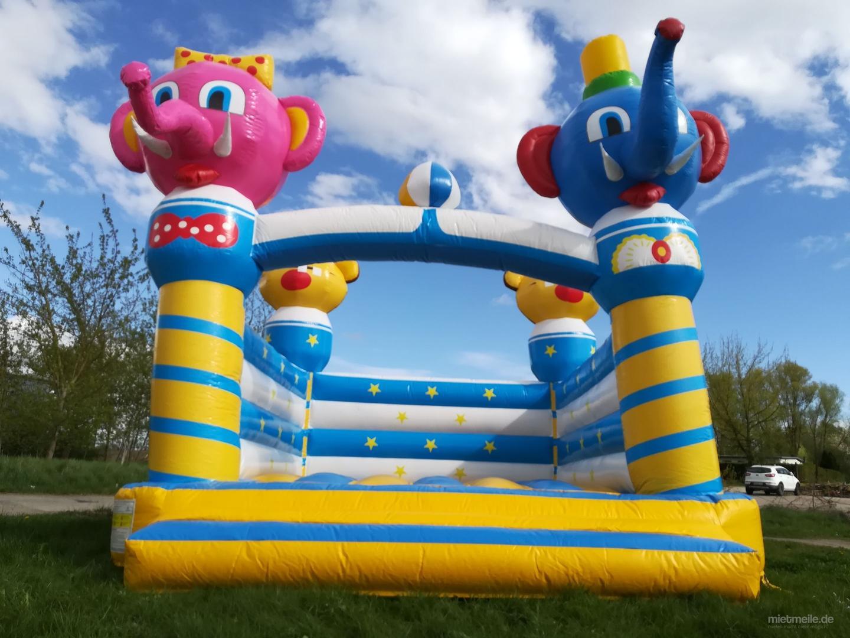 Hüpfburg mieten & vermieten - Hüpfburg Fun für bis zu 10 Kinder - mieten in Wismar