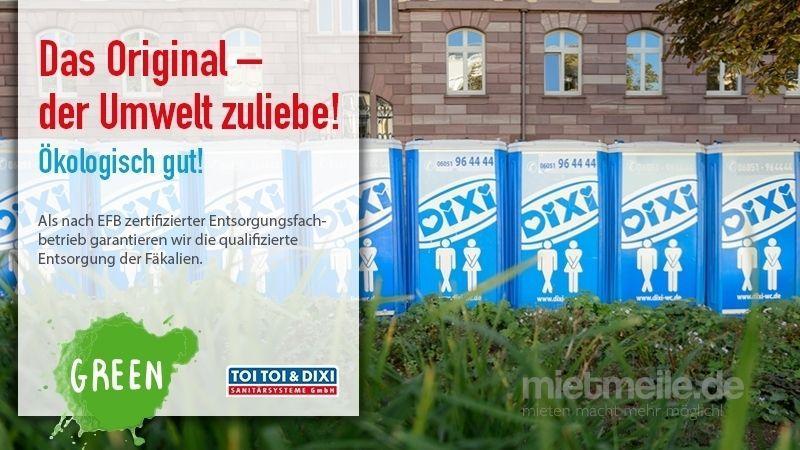 Toilettenkabine mieten & vermieten - Miettoilette, DIXI-Klo,Karneval, Veranstaltung WC, mobile Toilette in Velbert