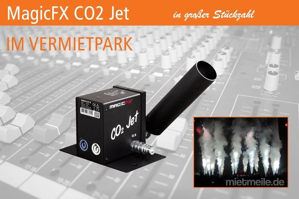 Spezialeffekte mieten & vermieten - MagicFX CO2 Jet mieten in Neuenkirchen