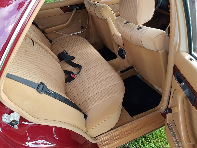 Hochzeitsauto mieten & vermieten - Mercedes Benz 280 SE in Stephanskirchen