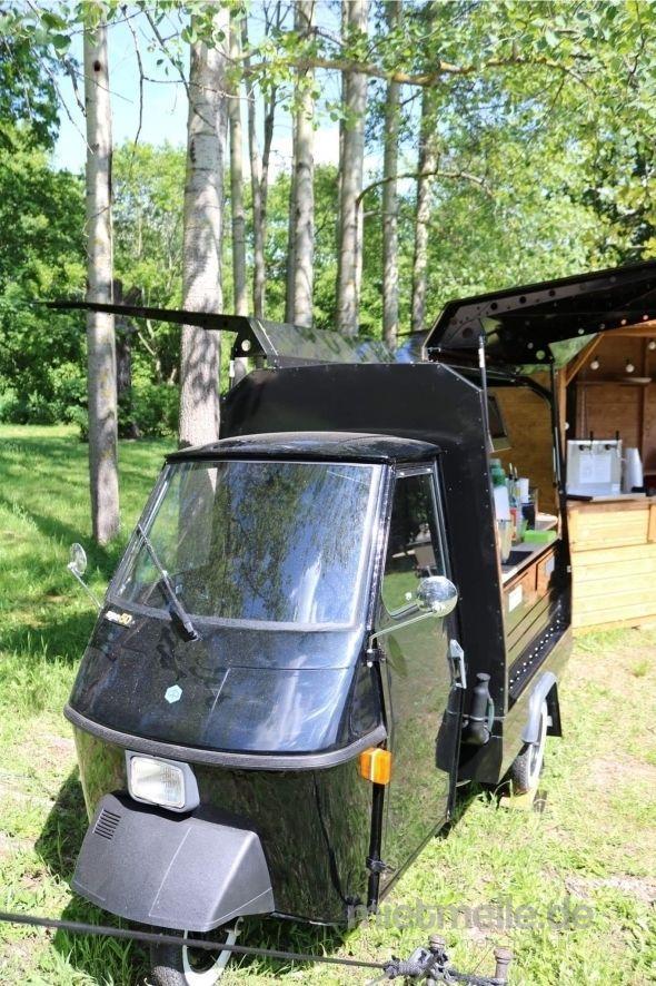 Cocktailbar mieten & vermieten - Cocktailmobil | Cocktail Ape |mobile Cocktailmaschine | Cocktail Maschine | Cocktail Automat | mobile Cocktailbar in Oederan