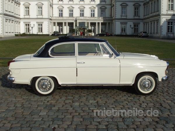 Oldtimer mieten & vermieten - Borgward Isabella - Bj. 1961 in Köln