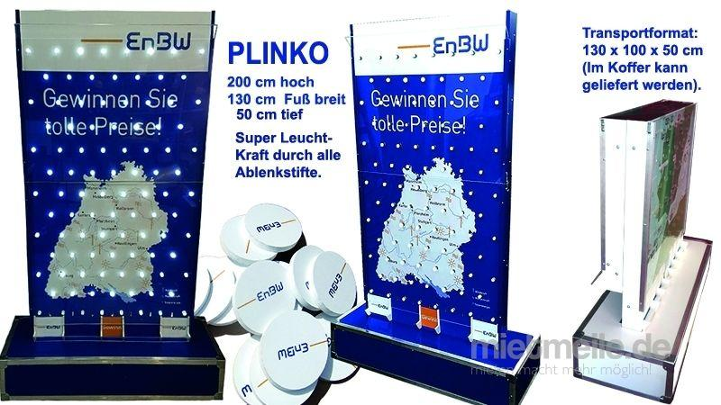 Gewinnspiele mieten & vermieten - PLINKO XXL  in Wunstorf