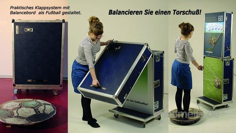 Torwand mieten & vermieten - Virtuelle Torwand - Balancespiel in Wunstorf