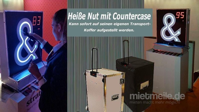 Der heiße Draht mieten & vermieten - Heißer Draht mit Spielöse   Heiße Nut mit Spielstift in Wunstorf