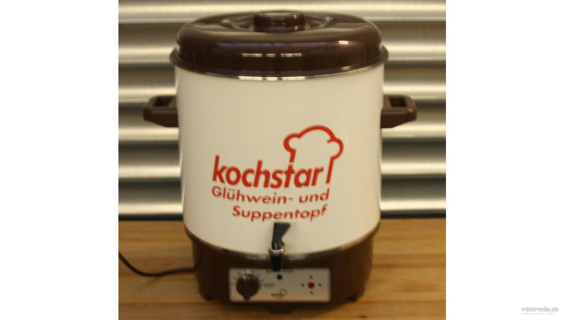 Koch- & Backgeräte mieten & vermieten - Heißgetränkebereiter mit Auslaufhahn in Hannover